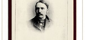 James Cappon, 1898 Queen's University Archives