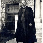 Copy of photo of James Cappon, ca. 1912-1914 Queen's University Archives