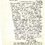 Letter from Lorne Pierce to James Cappon, January 10, 1923. Queen's University Archives