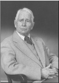Malcolm Ross (1911-2002), photo: Halifax Herald