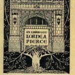 Lorne Pierce bookplate