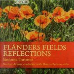 John David Bryson, 1961- . Flanders fields reflections [Sound recording]. Toronto : Marquis, p2008. [String orchestra music. Selections]
