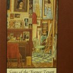 Bronwen Wallace. Signs of the former tenant. [Ottawa] : Oberon Press, c1983.