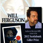 Poster - Will Ferguson reading