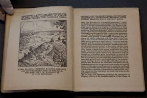 Drawings of Dover's Hill and of Campden are by Edmund H. New. Printed at Essex House Press.