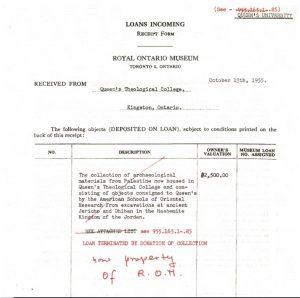 ROM loans incoming